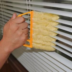Microfibre Venetian Window Conditioner Duster Clean Brush