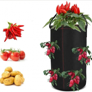 Hanging Strawberry Planting Grow Bags