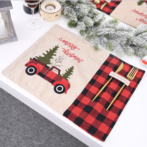 Christmas Decoration Table Mat