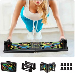 Foldable Push Up Rack Board