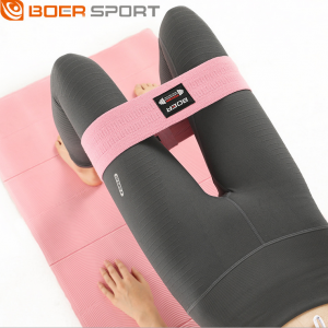 Squat Resistance Latex Loop Yoga Stretch Belt