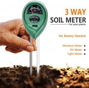 3-in-1 Soil Tester