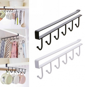 Wardrobe Kitchen Storage Holder Organizer