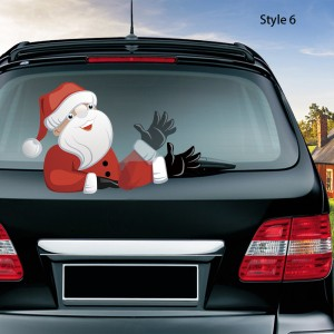 Reusable Car Stickers And Decals