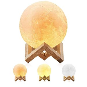 3D Magical Moon Lamp