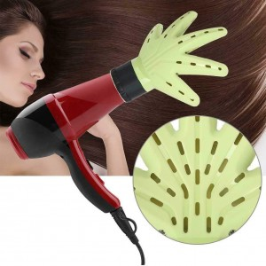 Palm-shaped Hair Dryer Air Diffuser
