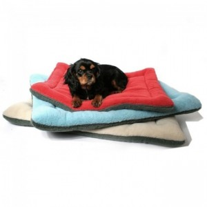 Cute Cozy Pet Dog Soft Bed