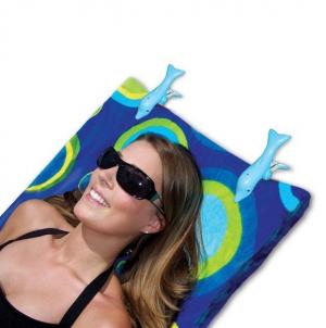 Dolphin Shape Beach Towel Clips