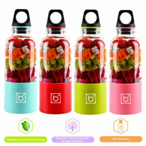 Portable Juice Maker USB Rechargeable