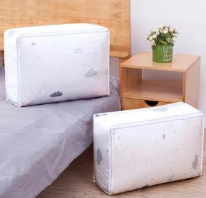 Folding Washable Quilt Storage Bags