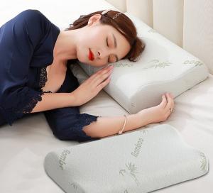 Rebound Support Memory Foam Pillow