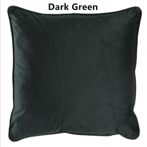 Velvet Square Pillowcase