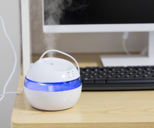 USB Ultrasonic Air Aroma Humidifier