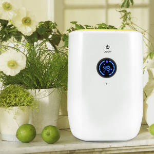 Electric Home Air Dehumidifier Touch Dryer