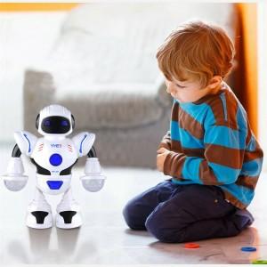 Electronic Dancing Smart Space Robot