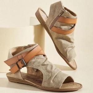 Roman Retro Sandals
