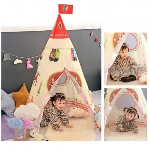 Indian Castle Teepee Tent