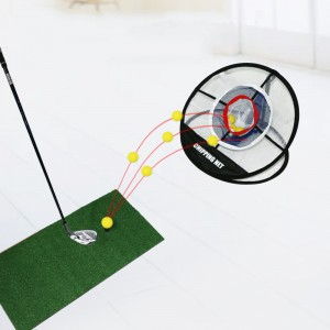Outdoor Portable Pop Up Golf Chipping Net