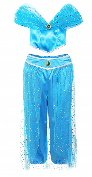 Dance Two Piece Dress Up Costume
