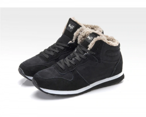 Men Warm Insole Trainers