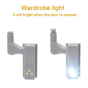 Cupboard Wardrobe Sensor Light