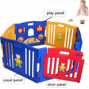 Millhouse Plastic Baby Playpen