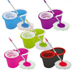 Rotating Spinning Mop Bucket