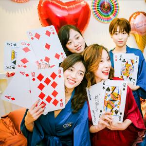 Giant Playing Cards Bridge Poker