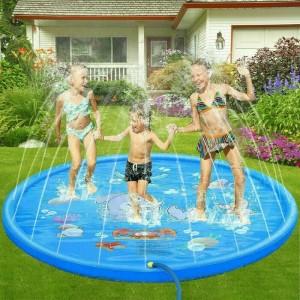 Water Spray  Sprinkler Play Pad