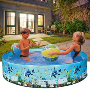 Kids Play Round Swimming Pool