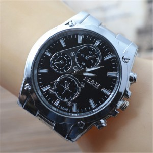 Men Casual Sport Quartz Wrist Watches